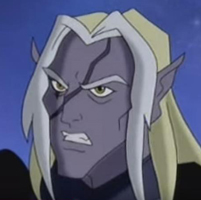 Lotor from Voltron Force