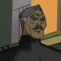 Space Marshall Wade from Voltron Force