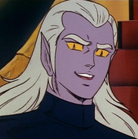 Prince Lotor from Voltron