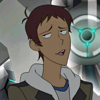 Lance from Voltron Legendary Defender