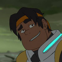 Hunk from Voltron Legendary Defender