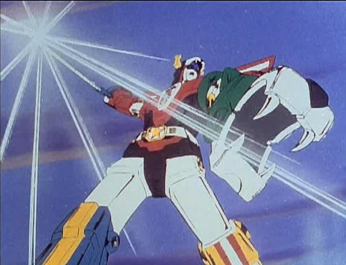 Voltron from Voltron