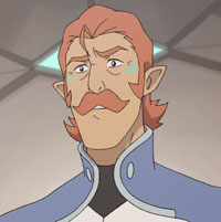 Coran from Voltron Legendary Defender