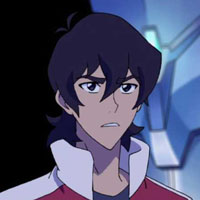 Keith from Voltron Legendary Defender