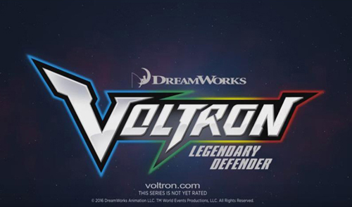 Voltron ​Legendary Defender